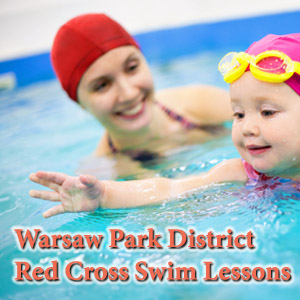 Warsaw Illinois Park District - Red Cross Swim Lessons