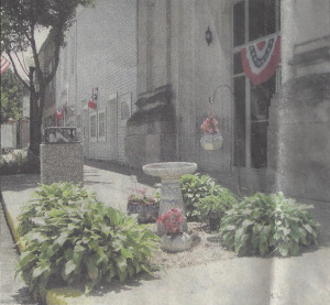 Warsaw Illinois Park District - Main Street Bicentennial